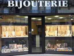 bijouteries paris